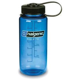 Nalgene WideMouth Tritan Flask 500ml slate tritan